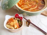 韓式年糕泡菜鍋