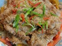 南瓜粉蒸肉