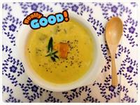 香濃滑順的西式地瓜濃湯
