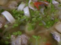 虱目魚海鮮飯湯