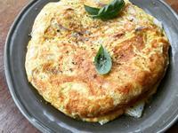 「樂活早午餐」西班牙烘蛋 /蛋餅
