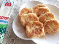 起司馬鈴薯蛋煎【滿分早點×桂冠沙拉】