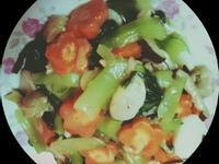 台式蔬食炒年糕