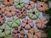 梅花酥~花團錦簇酥~烘焙華爾滋~