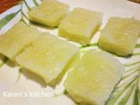 椰汁木薯糕
