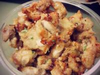 烤箱版清爽風鹹酥雞