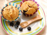 藍莓優格巧克力馬芬