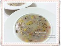 山藥雞蓉玉米濃湯