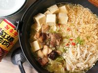 紅燒羊肉豆腐鍋 [新東陽紅燒羊肉 ]