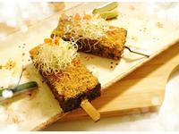 香!南洋沙嗲咖哩米血糕『牛頭牌咖哩新食代