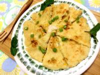 香酥鮮蝦蔬菜煎餅