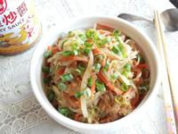 咖哩鮪魚炒冬粉【牛頭牌咖哩新食代】