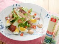 培根蘿蔓千島沙拉/滿分早點X桂冠沙拉