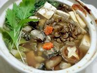 日本鄉土料理~味增牡蠣土手鍋
