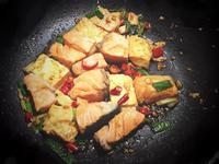 吳師傅的鮭魚燒豆腐