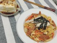 韓式炒泡麵