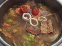 泰式番茄酸辣大蝦湯
