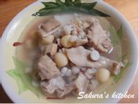 ♥我的手作料理♥ 豬肚排骨四神湯