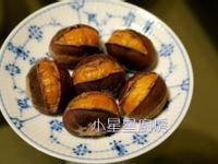 烤栗子(好用的剝殼方式)
