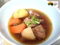 熟成黑蒜燉牛肉湯