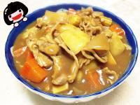 [懶人包]第一次做咖喱輕鬆上手:咖喱豬肉