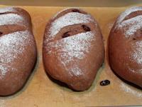 可可葡萄乾麵包