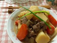 日式馬鈴薯燉肉(電鍋版)