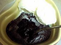 20分鐘立即出爐*巧克力爆漿布郎尼蛋糕