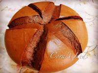 巧克力戚風蛋糕(燙麵法)