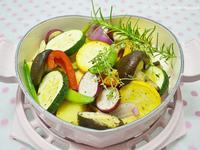橄欖油烤蔬菜(超簡單懶人菜、烤箱料理)
