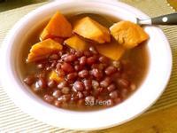 紅豆地瓜湯(電鍋版)