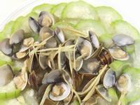 6分鐘絲瓜蛤蜊湯