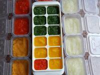 蔬菜泥(副食品4-8個月)