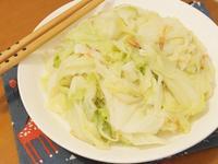 櫻花蝦炒高麗菜 - 一盤簡單鮮甜家常菜!