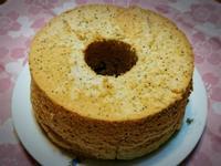 紅茶戚風蛋糕