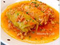 茄汁肉醬高麗菜卷