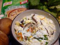 十分鐘快速料理-鮮菇山芹菜粥