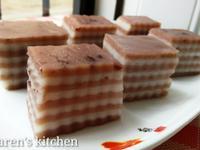 红豆九层糕