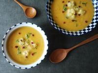 地瓜白花椰菜濃湯