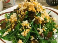 (無油煙料理)金沙龍鬚菜