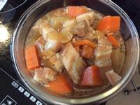 家常蘿蔔燉肉(電鍋版)