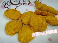 地瓜Q餅【副食品9~12個月】