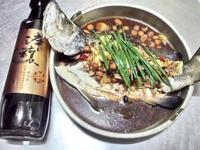 破布子蒸鱸魚~淬釀真心食堂