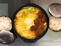 韓式辣味噌馬鈴薯燉肉丸