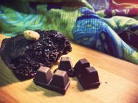 宿舍電鍋巧克力熔岩蛋糕