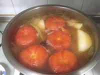 紅白玉番茄牛骨湯