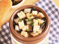 【燜燒罐/300ml】味噌 豆腐海帶湯