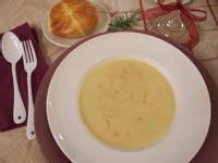 紅蘿蔔玉米濃湯