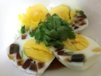 雙色蒸蛋(水煮蛋)