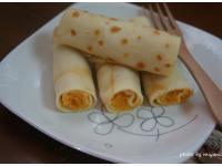 酥脆地瓜捲-手指食物 副食品(1歲以上)